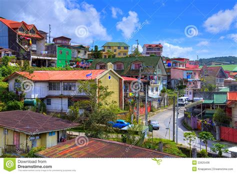 Hill Country House Plans hdr baguio city philippines royalty free stock image