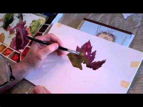 watercolor tutorial for beginners youtube how to paint a watercolor pt1 beginner lesson youtube