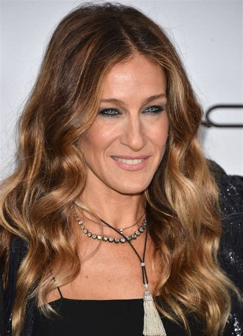 2015 center part side part top 100 celebrity hairstyles for 2015 pretty designs