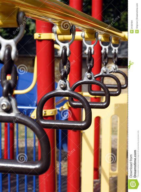 swinging bars swinging bars stock images image 3133184