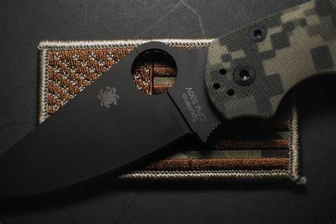 spyderco paramilitary 2 camo review spyderco paramilitary 2 review the best edc blade