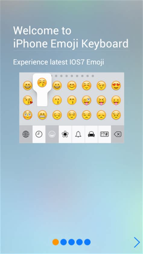 how to see iphone emoji on android iphone emoji keyboard 7 pro apk for android aptoide