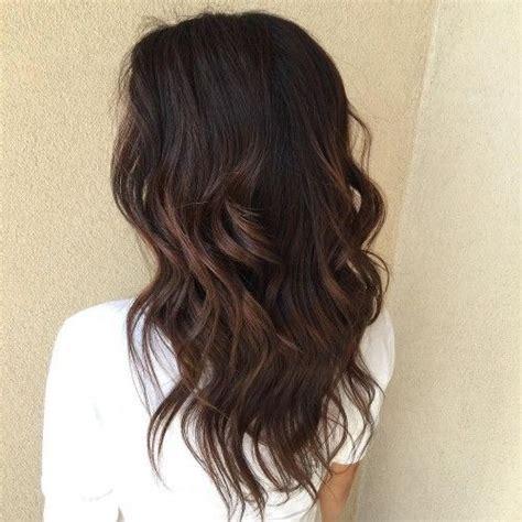balayage black woman 28 most chic dark hair ideas to try styleoholic