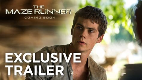 the maze runner film images the first official poster of the maze runner official trailer hd 20th century fox