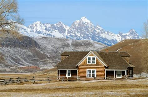 wyoming house harrison ford house mansion apartment successstory