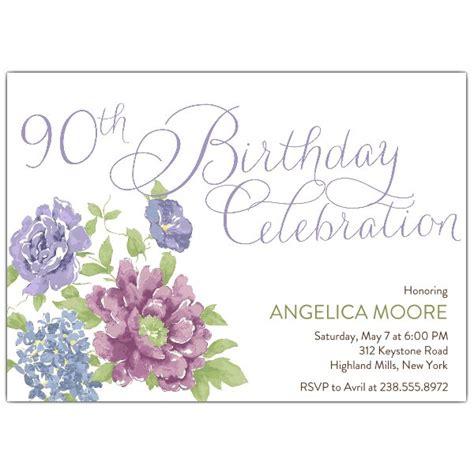 free printable 90th birthday invitations southgate 90th birthday invitations paperstyle