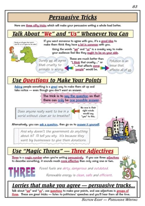 ks3 english all in one revision 0007562810 124 best persuasive argumentative writing images on