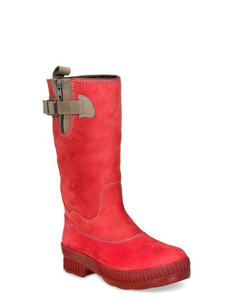 waterproof leather boot adisa zoo adventure