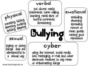 bullying worksheets for kindergarten printables