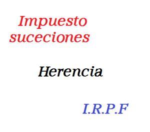 renta 2015 venta inmueble herencia 191 la herencia va a la renta ecoboga asesor 237 a fiscal y