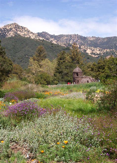 Santa Barbara Botanic Gardens Santa Barbara Botanic Garden