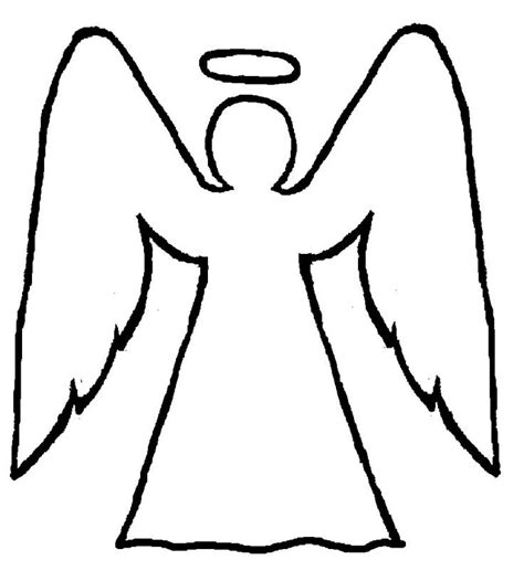 wings template free wing templates printable clipart best