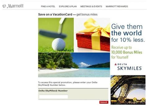 Marriott Gift Card Promotion 2015 - marriott gift card bonus points more value or lower cost with skymiles loyalty traveler