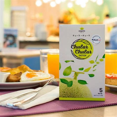 Compare Detox Thailand by Chular Chular Detox By Kalow Thailand Best Selling