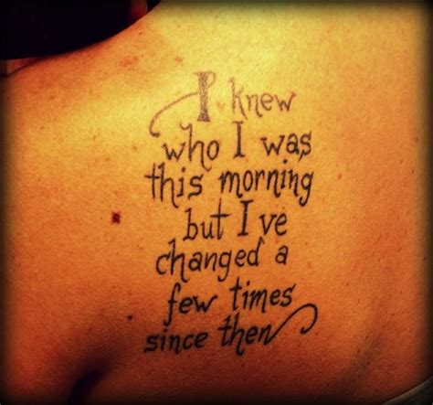 tattoo quotes for change quotes about change tattoos 32 quotes