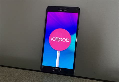 Tablet Samsung Lollipop Samsung Galaxy Tab 4 10 1 Lte Android 5 1 Lollipop Update Install Blorge