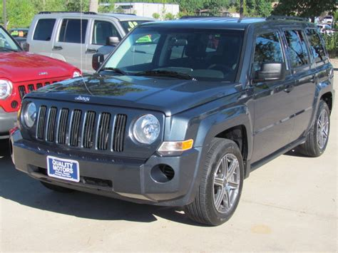 2008 Mini Cooper For Sale In Ames Ia 4704 2008 Jeep Patriot For Sale In Ames Ia 4470b