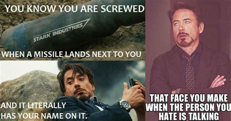 15 hilarious tony stark memes that are guaranteed to make