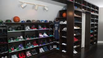 Closet Of Jordans by The 15 Best Sneaker Closets Sole Collector
