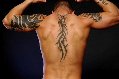 Back Tattoos Ideas For Men Tattoo Ideas Mag Cool Back Tribal Tattoos For
