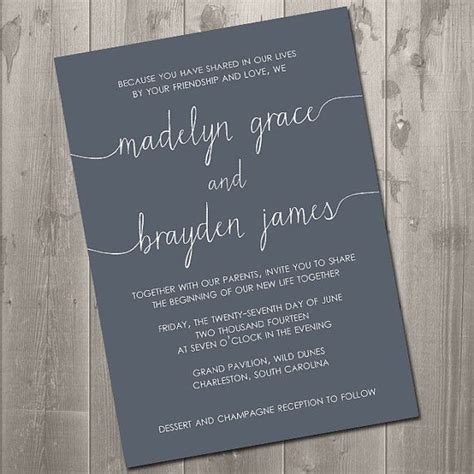 Wedding Announcement Which Name Goes by 17 Best Ideas About Wedding Invitation Wording On