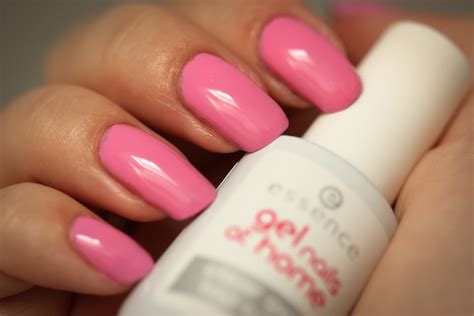 essence gel nails at home review goedkope gellak