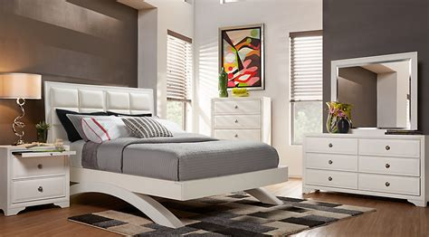 platform bedroom sets queen belcourt white 5 pc queen platform bedroom queen bedroom