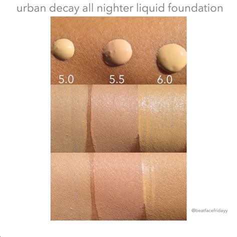 Decay All Nighter Foundation 25 decay other decay all nighter shade