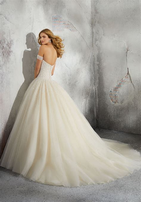 liberty wedding dress style 8291 morilee