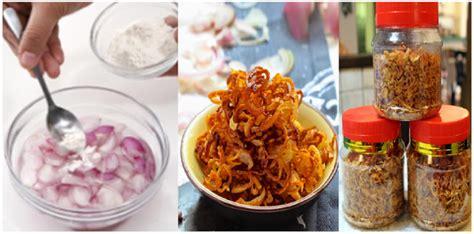 Alat Iris Bawang Goreng inilah 5 tips membuat bawang goreng enak renyah dan tahan