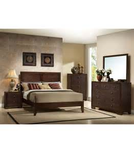 Queen Size Bedroom Furniture Set 4 Pc Queen Size Bedroom Set By Madison Collection Us