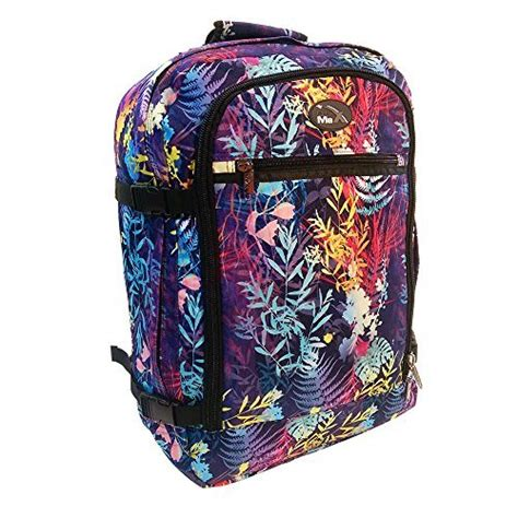 cabin max carry on bag buy cabin max backpack flight approved carry on bag