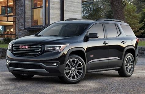 Gmc Acadia 2020 Release Date by 2020 Gmc Acadia Redesign Interior Changes Release Date