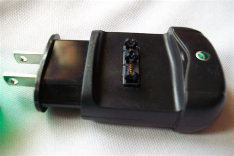 Ericsson Micro Travel Charger Cmt 10 micro travel charger de sony ericsson 70 00 en mercado