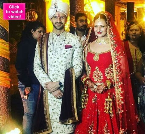 vivek dahiya sherwani just married divyanka tripathi and vivek dahiya s first
