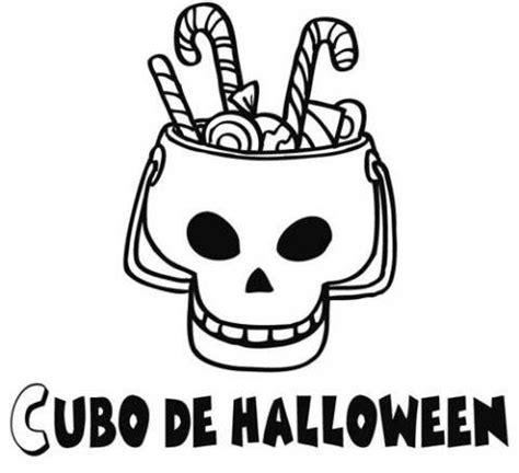 imagenes de calaveras halloween dibujos halloween para colorear imprimir y recortar