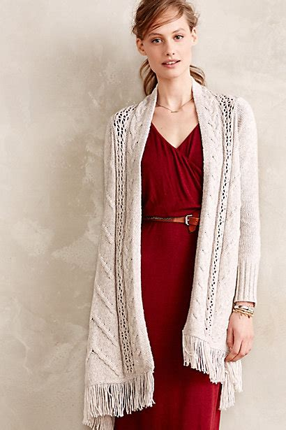 Cardi Trendy Limited fashion 22 cozy sweaters and trendy cardigans on sale at anthropologie candie
