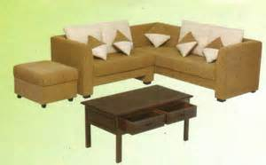 Sofa L 22 Inova Meja Sudut Meja Ruang Tamu kursi tamu sofa