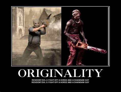 Resident Evil 4 Memes - resident evil originality by 115 nz 511 on deviantart