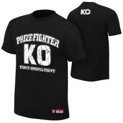 Ko T Shirt kevin owens quot ko prizefighter quot authentic t shirt us
