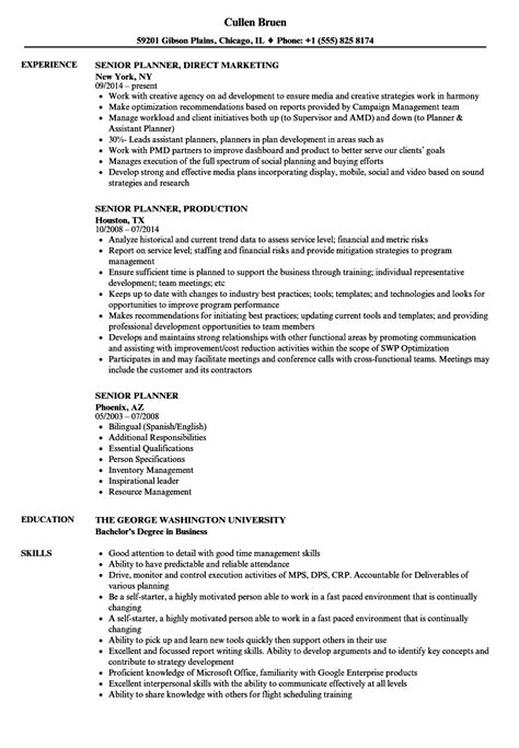 demand planner resume resume ideas