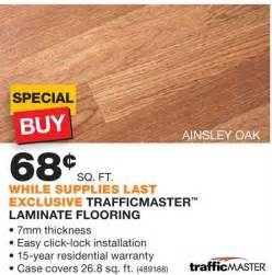 black friday ads traffic master laminate flooring at
