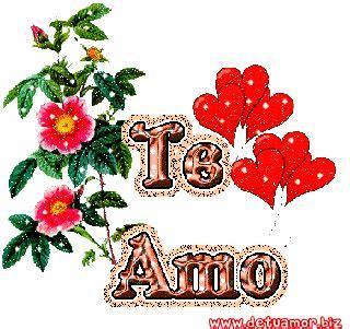 imagenes de amor y amistad brillantes imagenes gif de te amo con coraz 243 nes brillantes y flores