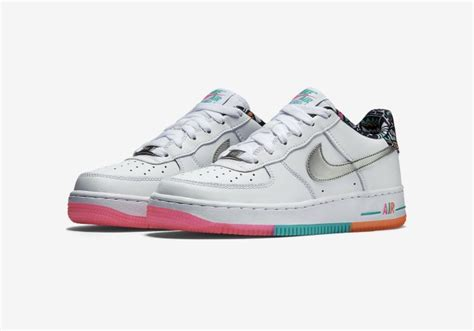 colorful air forces new colorful nike air 1 low kid s colorway air 23