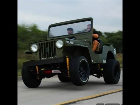 willys jeep lsx lsx willys jeep wheelie on the streets