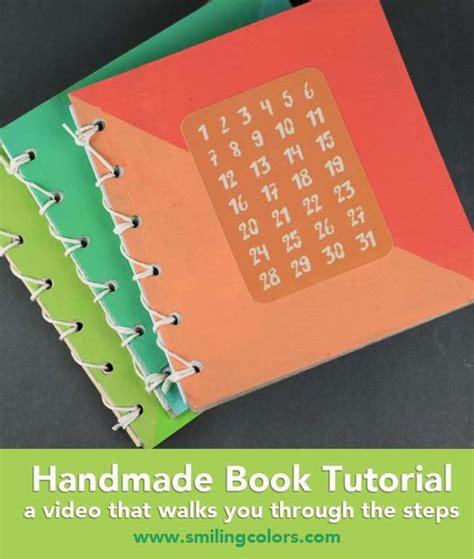 Creating Handmade Books - how to make a handmade book