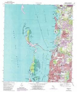 dunedin topographic map fl usgs topo 28082a7