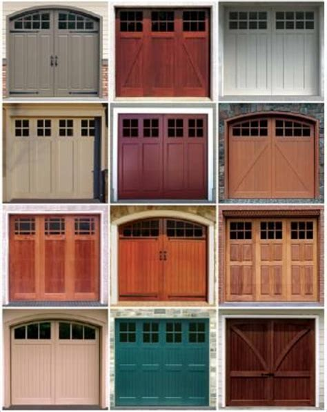 Just Garage Doors Just A Thought But What If I Closed In My Carport And Made The Front Look Like A Garage Door