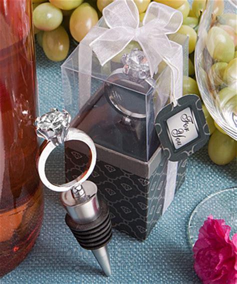 wine bottle stopper bridal shower favors 50 ring wine bottle stopper wedding bridal