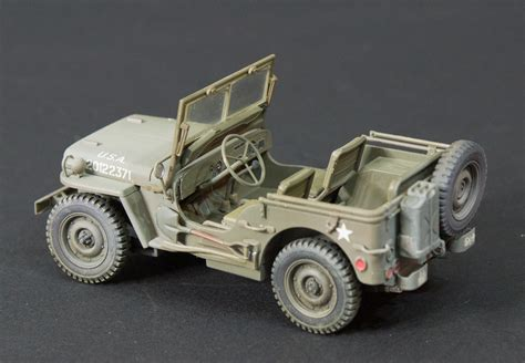tamiya willys jeep tamiya 35219 1 35 us willys mb jeep build image 10 build